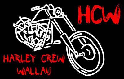 Harley Crew Wallau - The Spirit Counts!